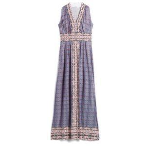 Wisp Ultra Flattering Jersey Maxi Dress size 6